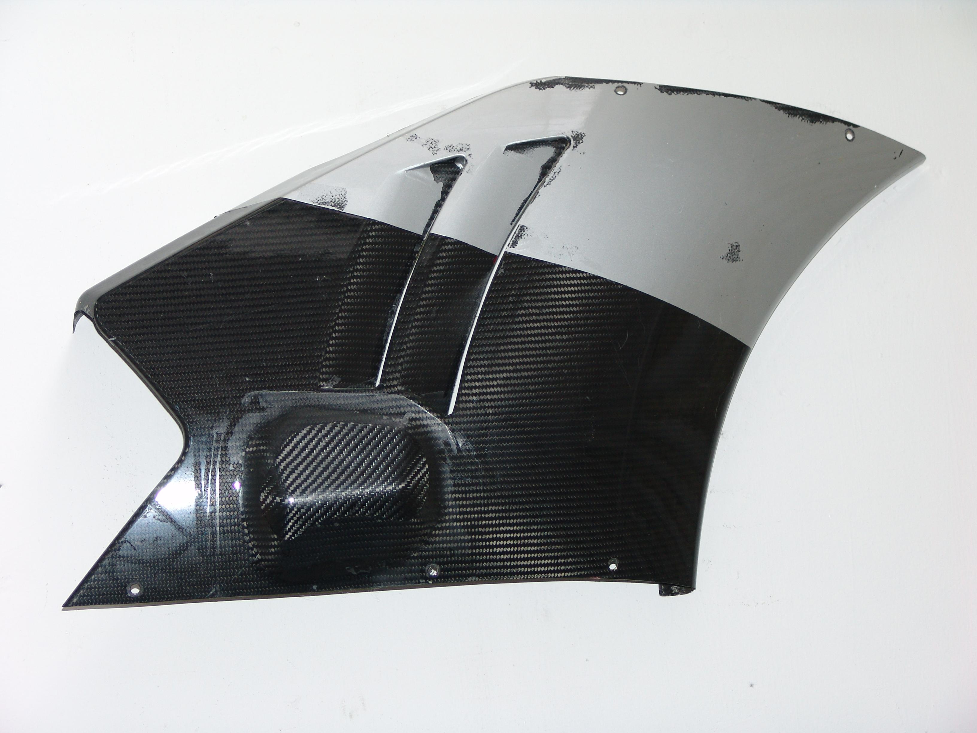 Carenages carbone Kalex Marc VDS Moto 2 (2)