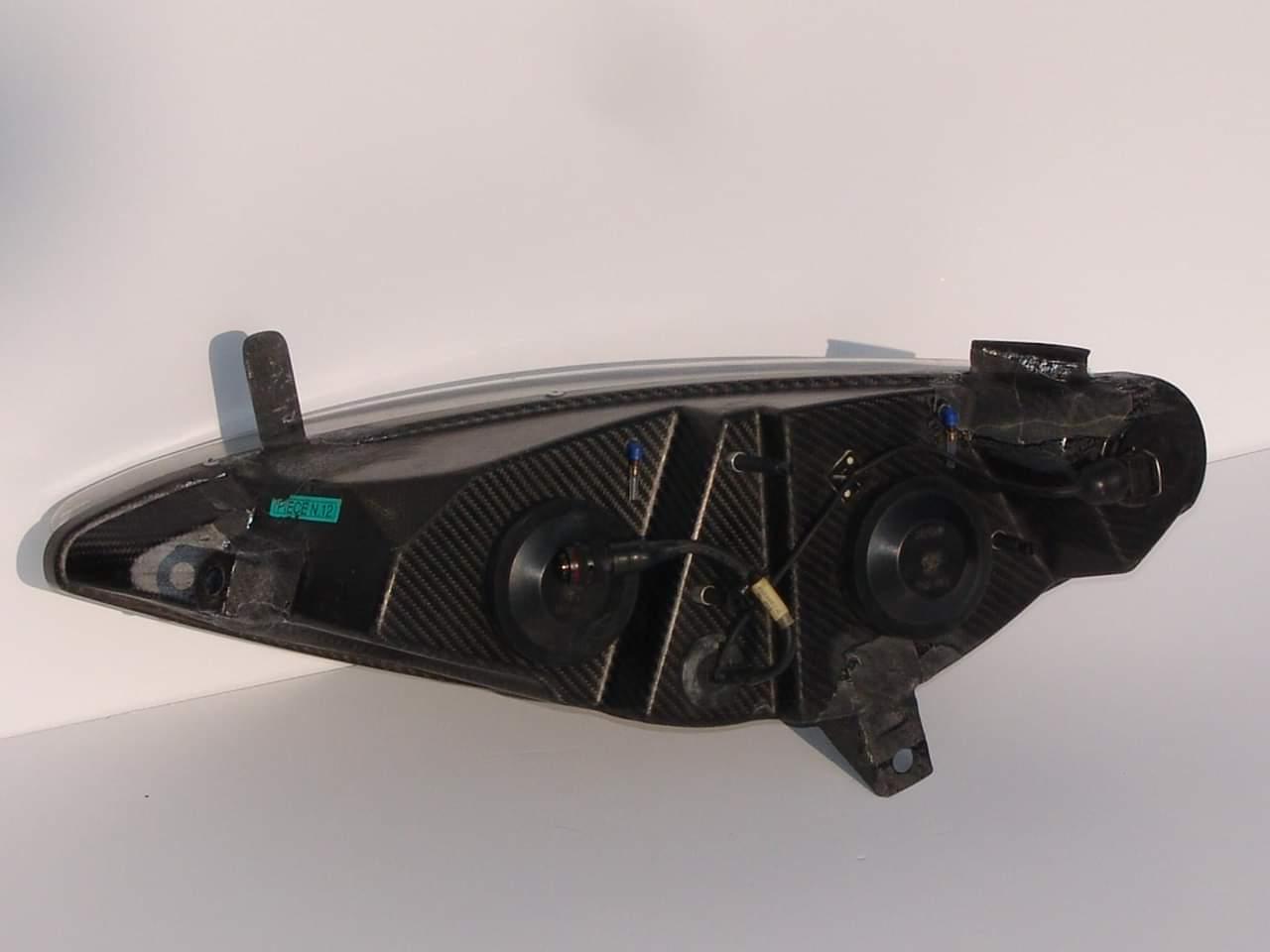 Reparation carbone Belgique Poly Concept Composites phare carbone Peugeot 307 wrc (8)