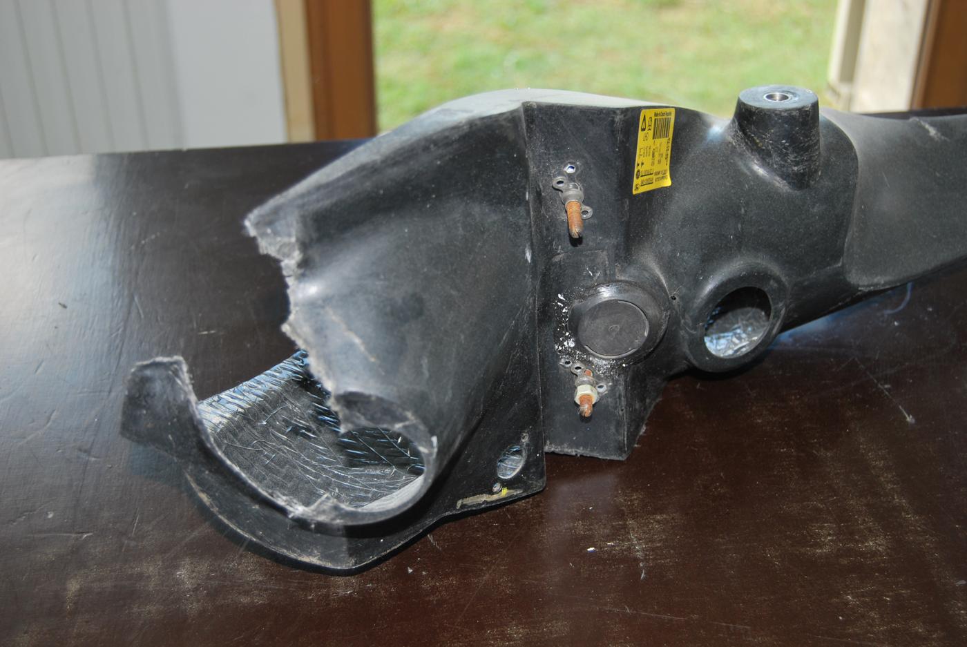 Reparation carbone Belgique automobile First wrc rampe de phares (2)