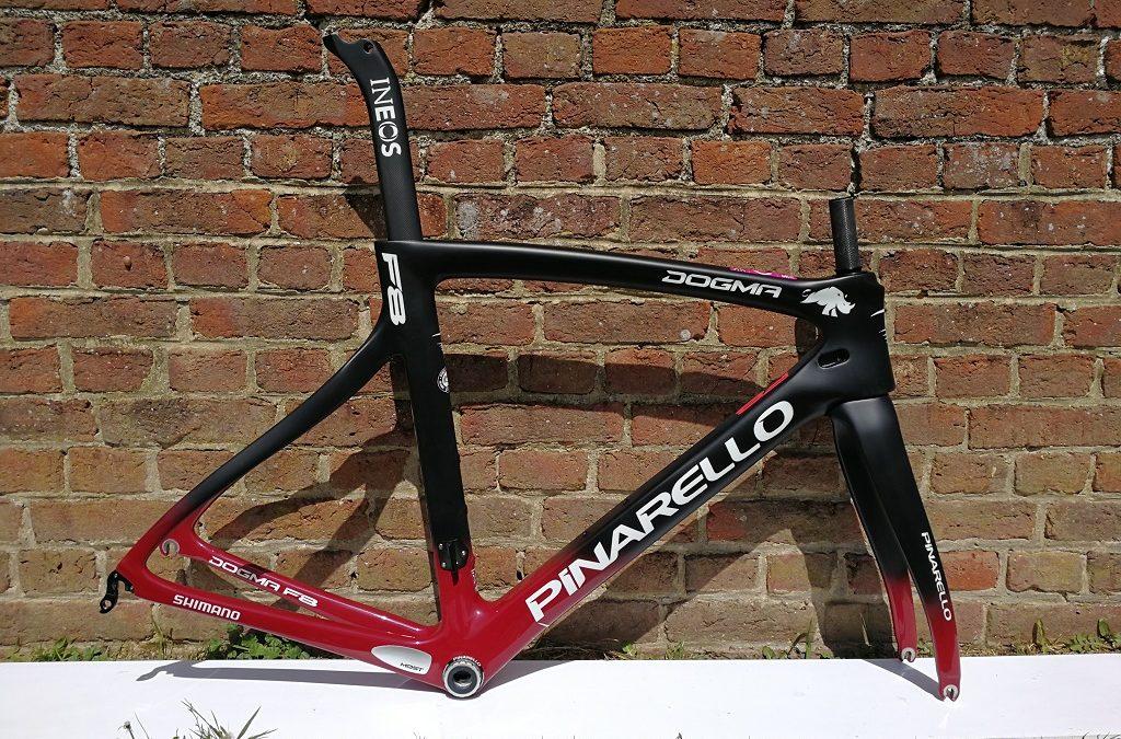Pinarello F8 Replica Chris Froome Ineos